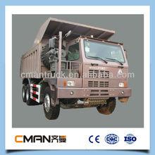 6x4 371hp good emission machineshop truck loading large capacity hot sale