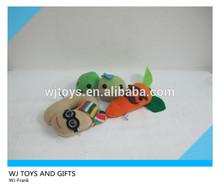cute pet vegetable plush toy