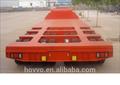 De varios ejes modular autopropulsado lowbed remolque para la venta