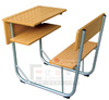 Student Combo Desk With PP Seat/Modern Student Desk Chair Combo