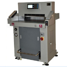 Innovative Industrial Machines Electric Guillotine for Paper