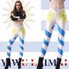 wholesales women's 2014 arrival Fitness Legging Printed Women Flag of Iran Leggins Digital Printing Leggings Fashion World Cup