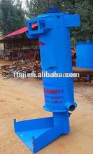 Automatic feeding and dehydrating machine