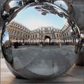 Decoração do jardim bola espelho inflável com preço de fábrica