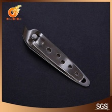 Excellent Quality finger nail clipper (stainless steel) (NC1180)