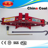 cheap car scissor lift jack with different head