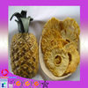 fresh healthy dried pineapple from natural fruit
