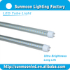 2ft 3ft 4ft 5ft high cri high lumen 100lm watt t8 18w led mushroom tube