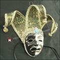 Novo atacado bolo de decoração máscara fabricação full máscara facial máscara do partido decoração de natal