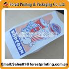 Popcorn bag wholesale,fried food bag ,paper food bag printing