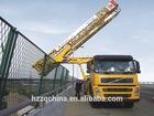 Truss Type Bridge Inspection Vehicle FAW 22m