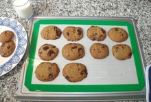 Crate and Barrel Silicone Baking Mat