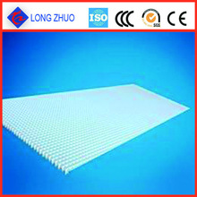 High quality filter grilling, egg crate, plastic material with low price