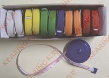 meter tape measure, Automatic retraction rulers measuring with 150cm & 60inch length, tape measure cloth for sewing #KR150