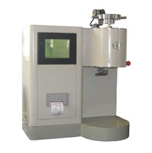 2014 hot selling plastic melt flow index test machine