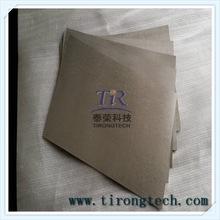 Direct Manufacturer 5mm thick tungsten sheet/tungsten foil/ tungsten strips