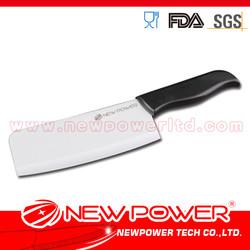 Zirconia ceramic chopping knife single kitchen knife