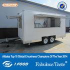 FV-22B 2014 New Style Hamburgers Street Food Kiosk Cart 4 Wheels kiosk for food