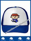 cartoon 5 Panel Custom Printed Mesh Trucker Cap and hat alibaba