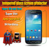 JiiZii German Schott 2.5D edge 0.15mm Tempered Glass Protector For Samsung s4 i9500