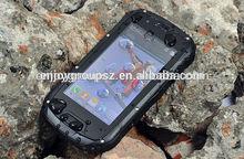 New design S09 rugged waterproof IP68 NFC Walkie-talkie 3g wcdma gsm dual sim smart phone