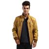 2014 Stylis Slim Fit Men Leather Jacket