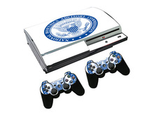 Sell for PS3 console skin Wrap Sticker Skin for PS3 Controller