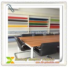 soft color pvc sheet