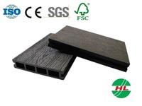 135x25mm exterior wood plastic composite flooring outdoor artificial wood flooring engineered wood flooring