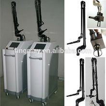 Professional salon use fractional co2 laser