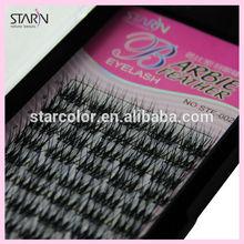 Delicate eyelashes, eyelash extension OEM