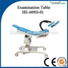 Mechanical Hydraulic Gynecological Examination Bed/Hospital Gynecological Beds/Gynecological Chair