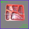 Blister plastique plateau