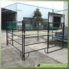 Black color steel farm panels