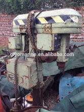 stock used marine engine for sale