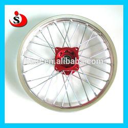 Dirt Bike Motocross CNC Billet Aftermarket Motorcycle Wheel