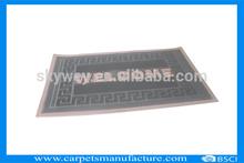 pvc fashion home design mats