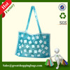 PVC plastic tote shopper bags,pvc tote bag,clear vinyl pvc zipper bags with handles