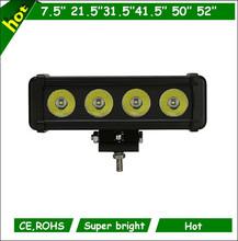 2014 latest higher lumens 36w 72w 120w 180w 240w 300w ip68 ip65 led lighting bar
