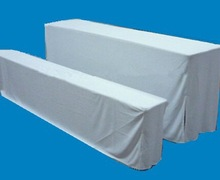 Jersey scuba stretch knitted fabric outdoor furniture cover beer bench table cover
