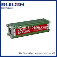 RJ45 Golden Ethernet Network Lightning Arrester Surge Protector Protection Device
