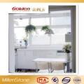 venta al por mayor de color blanco puro cristal de piedra alféizar de la ventana