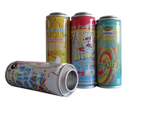 Metal Aerosol Can for Party String Spray/silly string sell