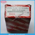 Genuine denso iridium vela de ignição para a toyota lexus coroa corolla camry rav4 oem 90919 01253/sc20hr11