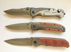 Stainless steel Tatical Survival Hunting Camping folding pocket knife