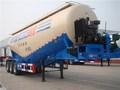 mundial de la marca de cemento a granel de transporte camiones cisterna trailer