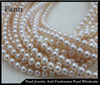 Jewelry making 5-6mm freshwater pearl string/pearl for making jewelry