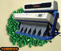 2014 newest PET,PVC Flakes Optical separator! Waste plastic cleaning machinery