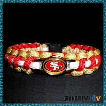 Super quality Useful Triple bracelet infinity love braid bracelet