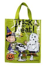 snoopy non woven gift bag for shopping